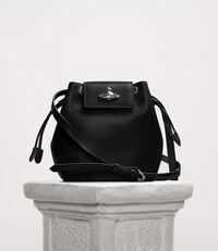 Matilda Bucket Bag Black