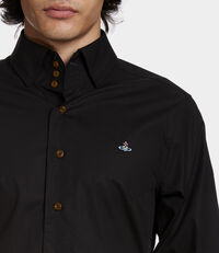 Stretch Krall Shirt Black
