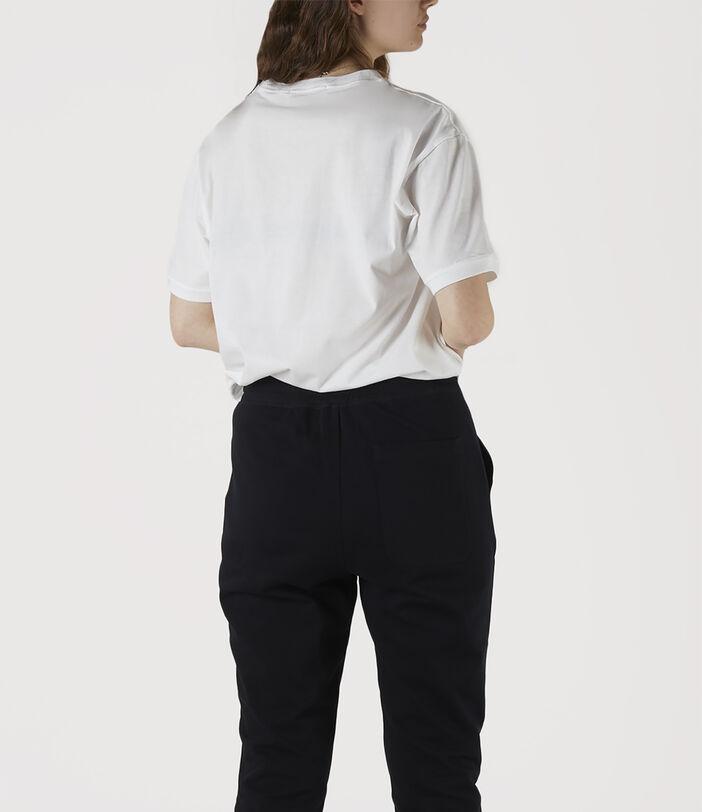 Man Crash T-Shirt White 8