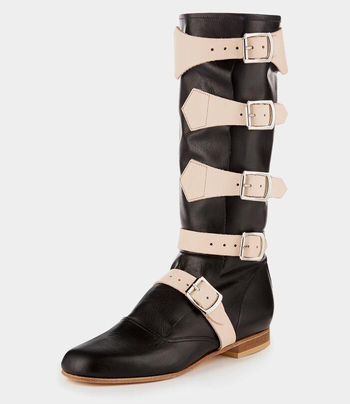 Pirate Boot Black 1