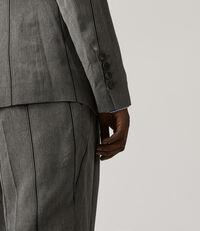 Classic Jacket Grey/Black Stripe
