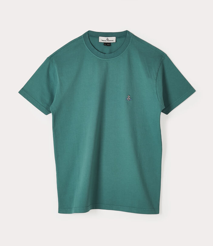 Classic T-Shirt Multicolour Orb Green 1