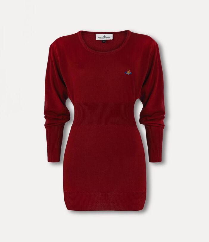 Maria Dress Red 1