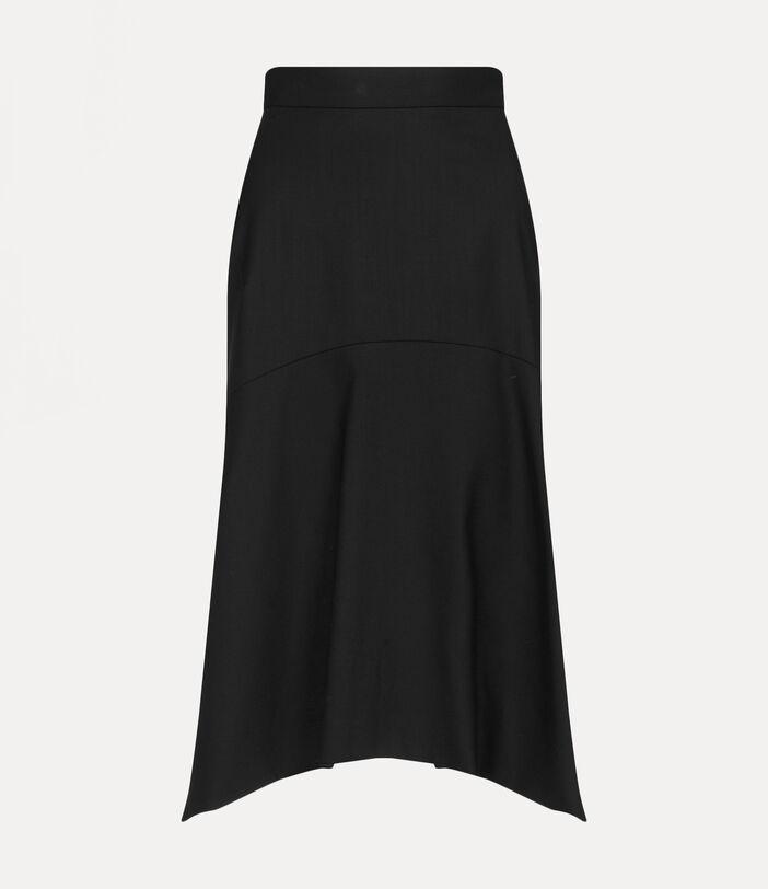 Tailored Phoenix Skirt Black 1