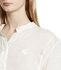 Circle Shirt White