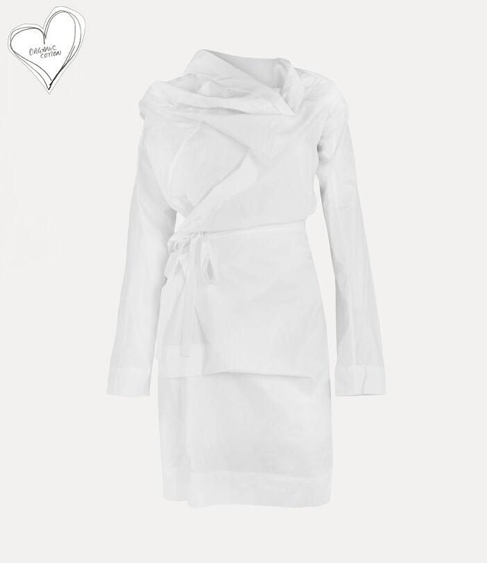 Long-Sleeve Cliff Dress 1