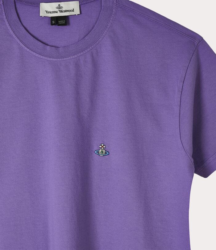 Classic T-Shirt Multicolour Orb Purple 3
