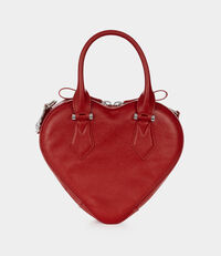 Johanna Heart Handbag 42020028 Red