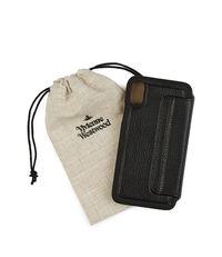 Iphone X Wallet Case Black