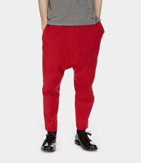 Warped Trousers Red