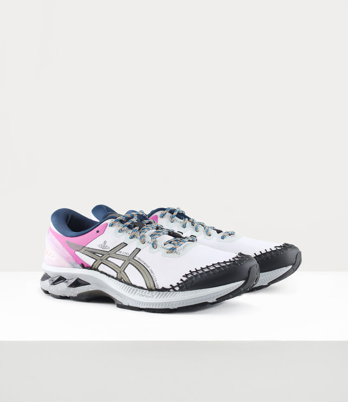 Gel-Kayano 27 De White 2