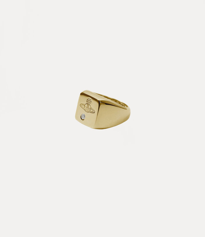 Carlo Ring Gold-Tone 1