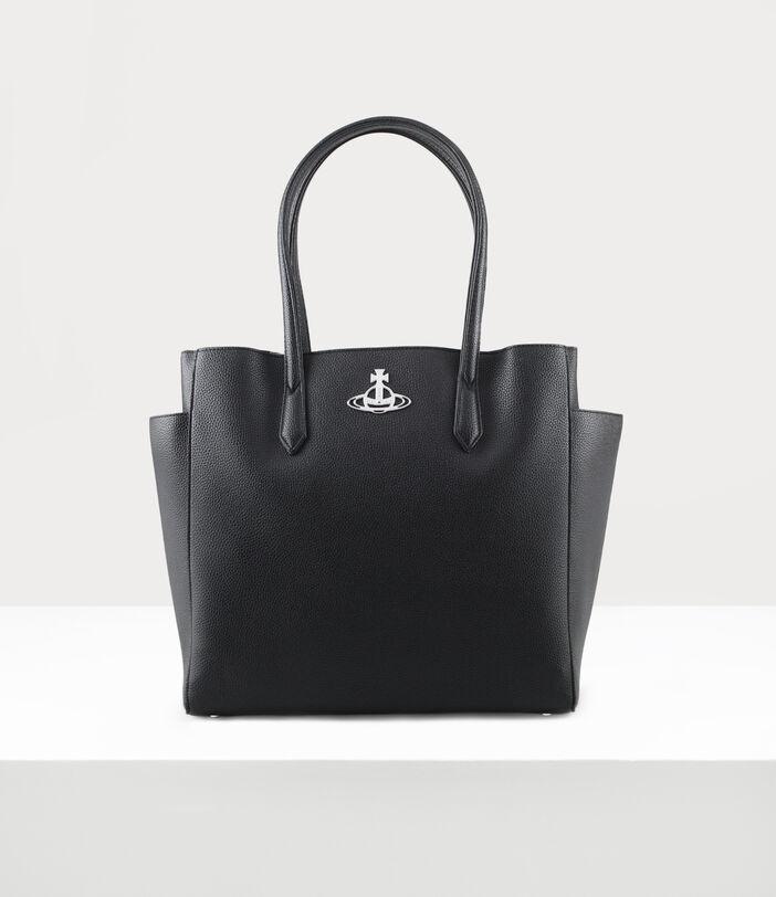 Johanna Large Shopper Black 1