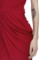 Vian Dress Red
