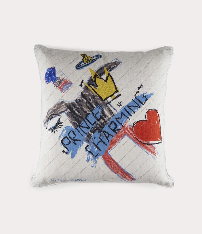 Prince Charming Cushion Cream 1
