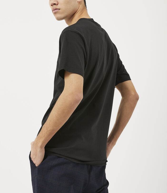 Boxy T-Shirt Black 4