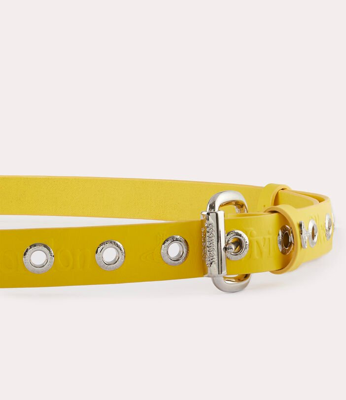 Carolina Belt Lemon Yellow 2