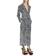 Dietrich Skirt Grateful Print