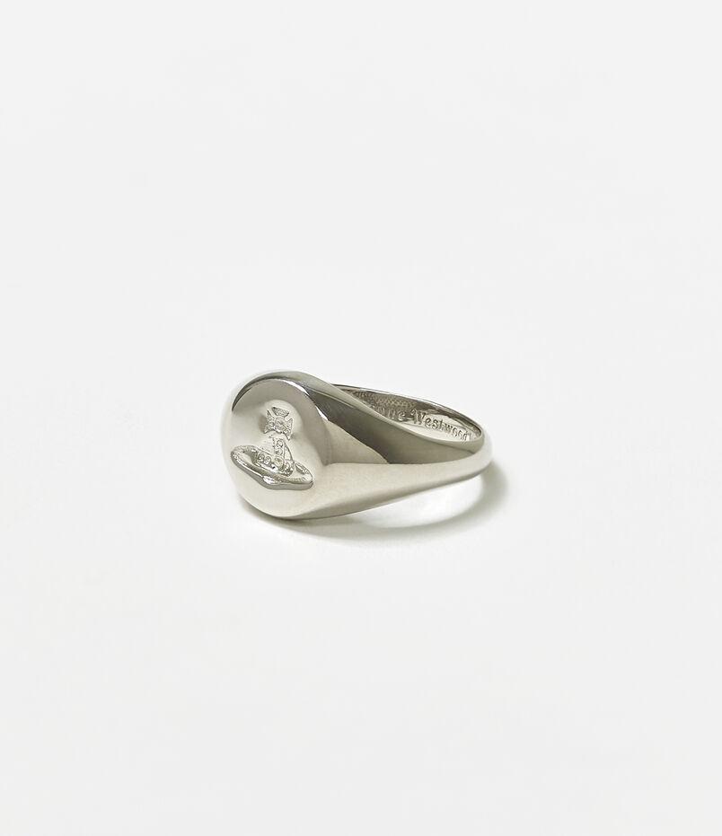 57b83d9071 Sterling Silver Sigillo Ring