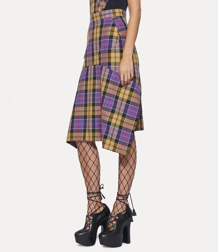 Tailored Phoenix Skirt Tartan 3