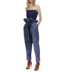 New Kung Fu Trousers Indigo