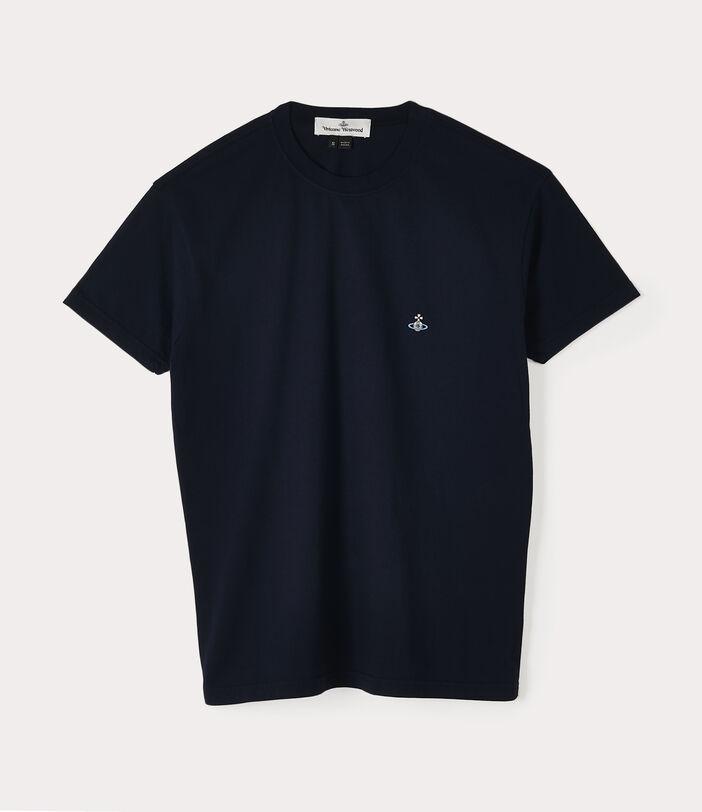 Classic T-Shirt Multicolour Orb Navy 1