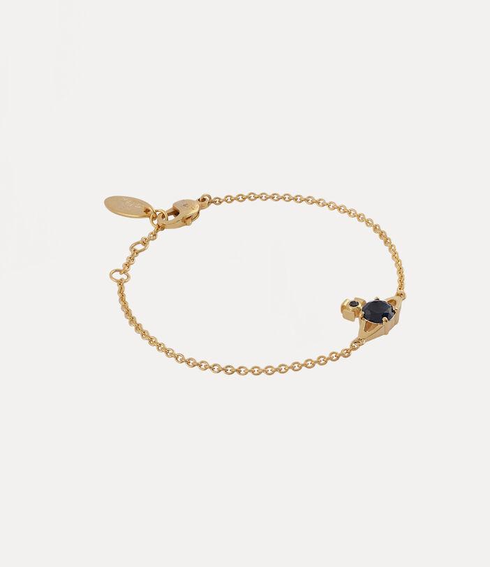 Reina Small Bracelet Gold-Tone 2