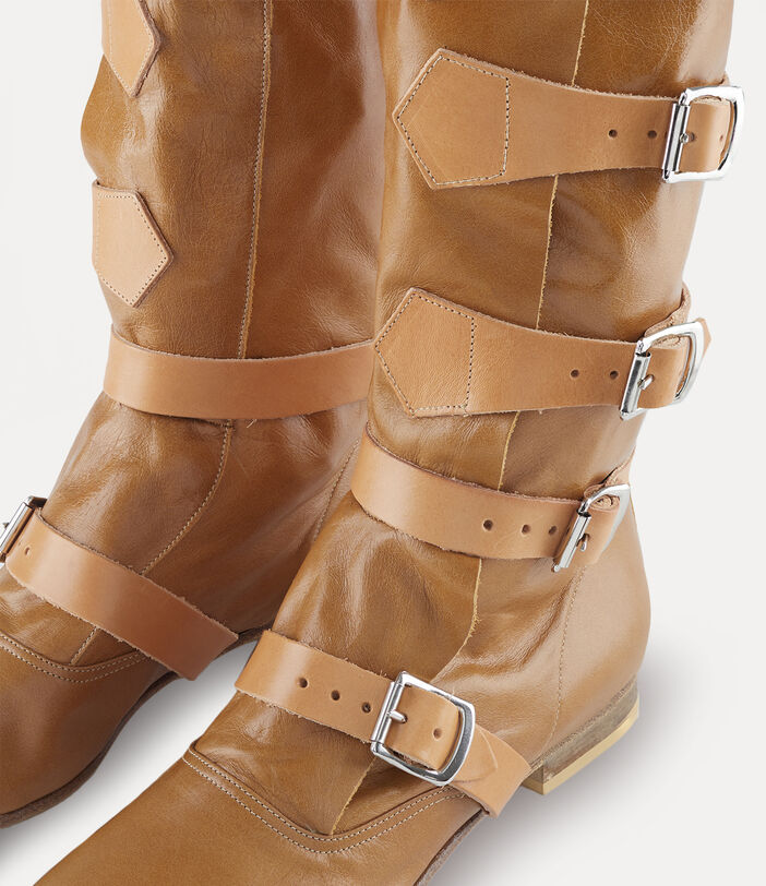 Pirate Boots Tan 5