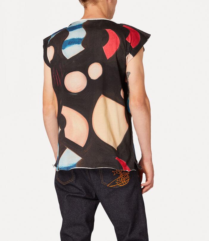Lina Square T-Shirt Chrissie Hynde Print 4