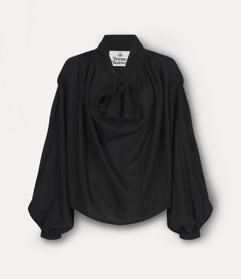 Vivienne Westwood Blouses Garret Blouse Black