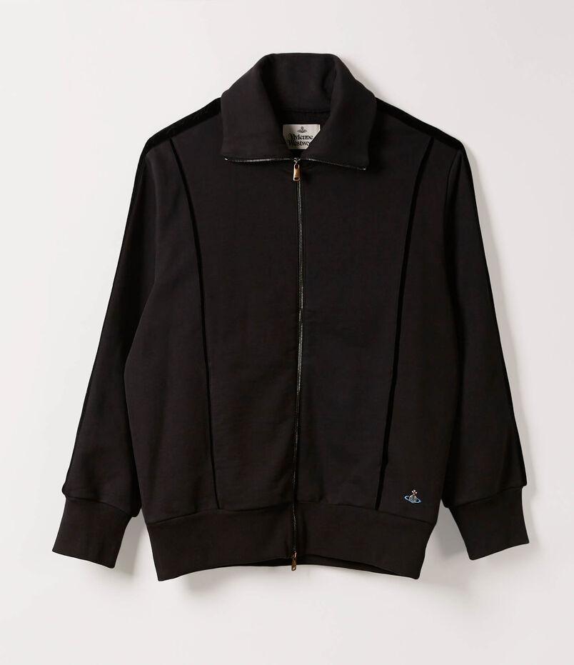Tracksuit Jacket Black