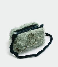 Teddy Crossbody Bag Green