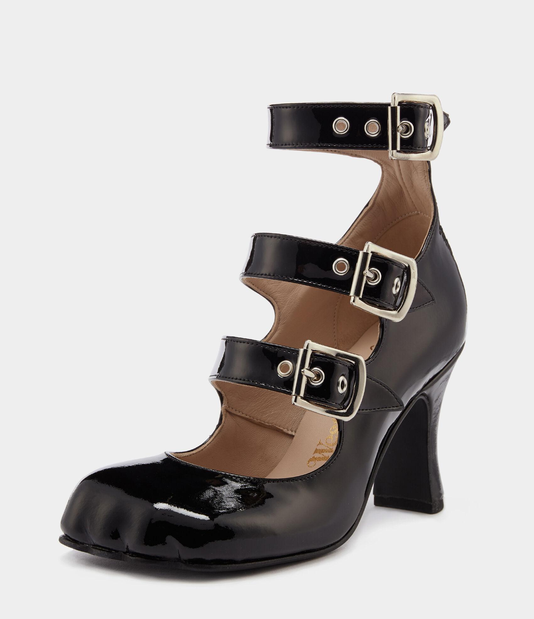 4836e7762df Animal Toe 3 strap black