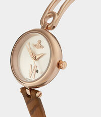 Soho Watch Rose/Brown