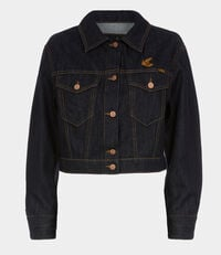 New D.Ace Jacket Blue Denim