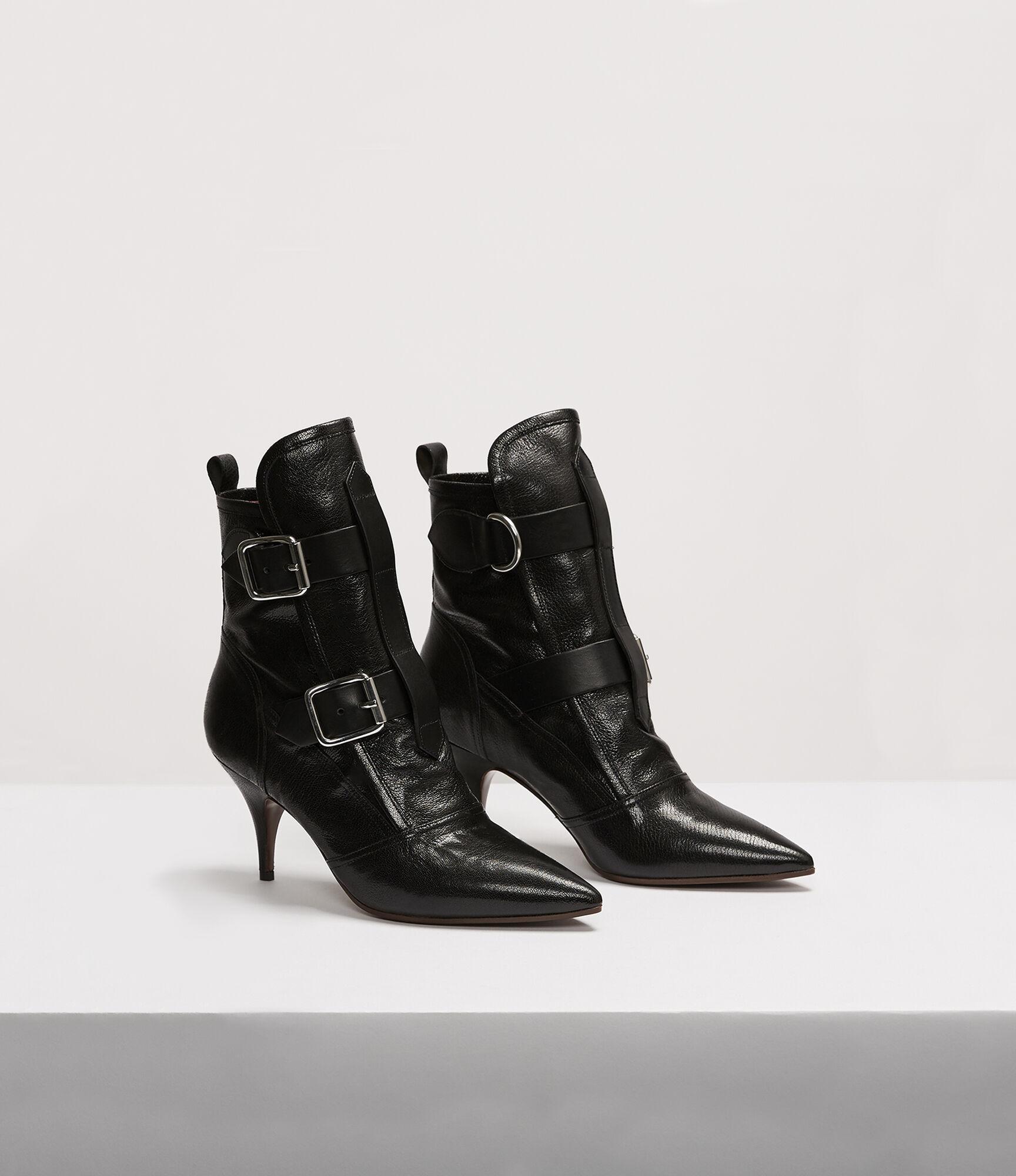 CRISTINA: Bondage womens shoes