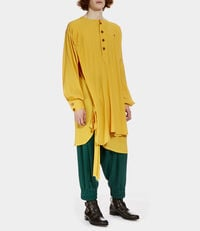 Oya Tunic Saffron Yellow