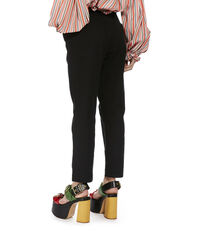 Melo Trousers Black