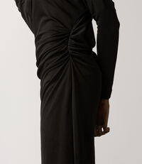 Thigh Dress Black
