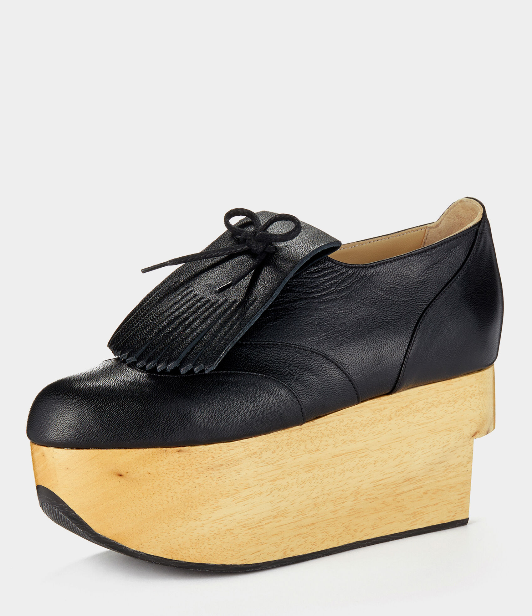 da811203d8d05 Vivienne Westwood Platforms | Women's Shoes | Vivienne Westwood - Rocking  Horse Golf Black