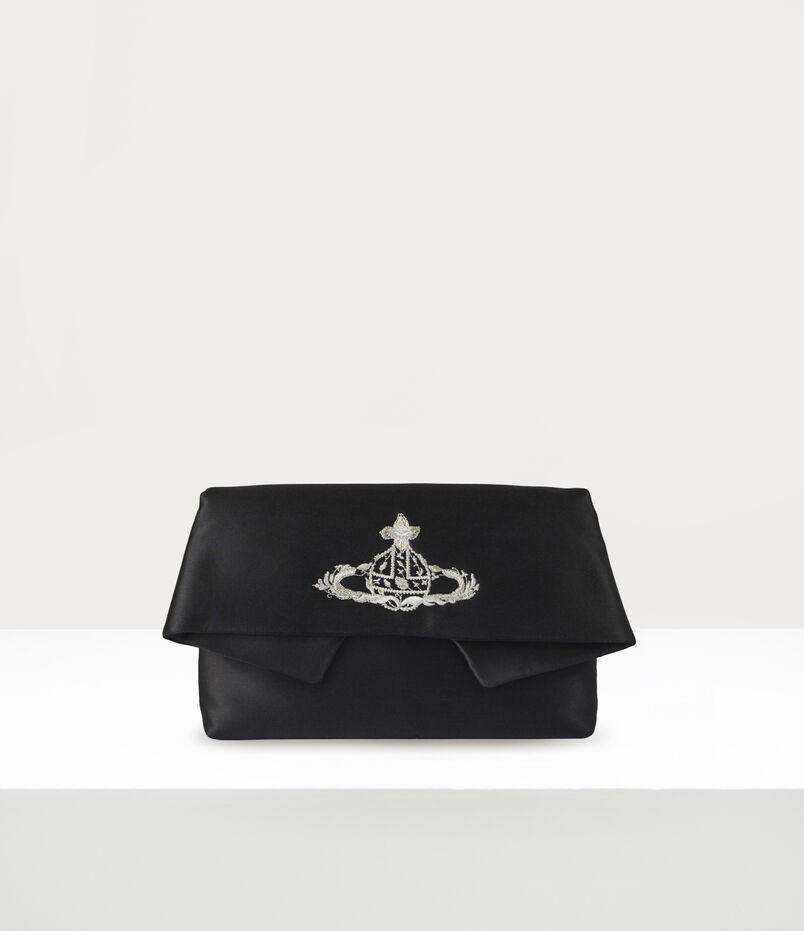 Vivienne Westwood Bags Courtney Clutch Bag Black