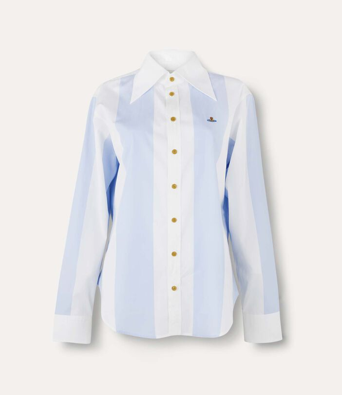 Women'S Pianist Shirt Cielo Stripes 1