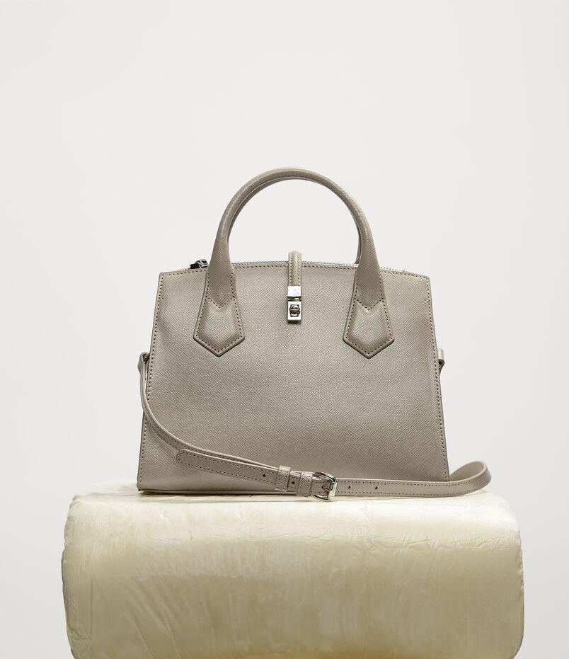 Sofia Medium Handbag Taupe