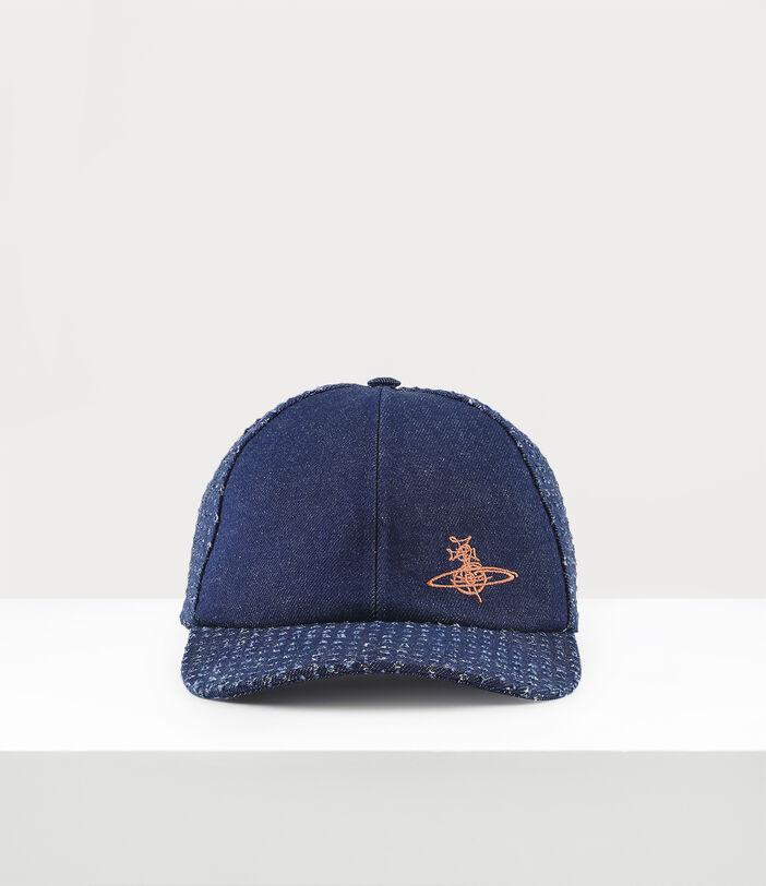 Baseball Hat Blue 1