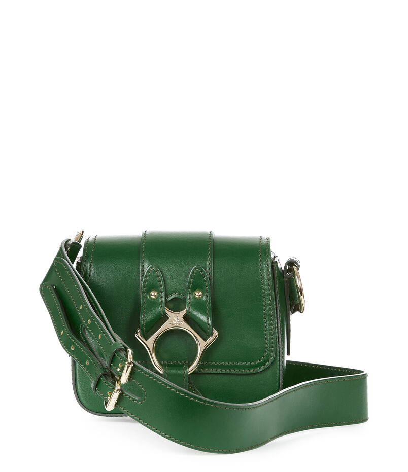 Small Folly Saddle Bag 43030021 Green