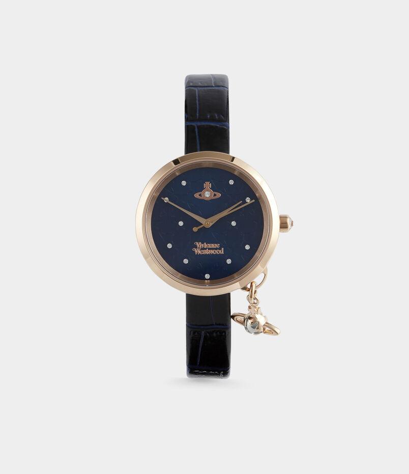 Bow II Watch Navy