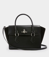 Matilda Medium Handbag Black