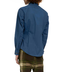 Classic Stretch Shirt Morocco Blue