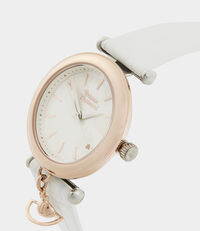 Trafalgar Watch Rose/White