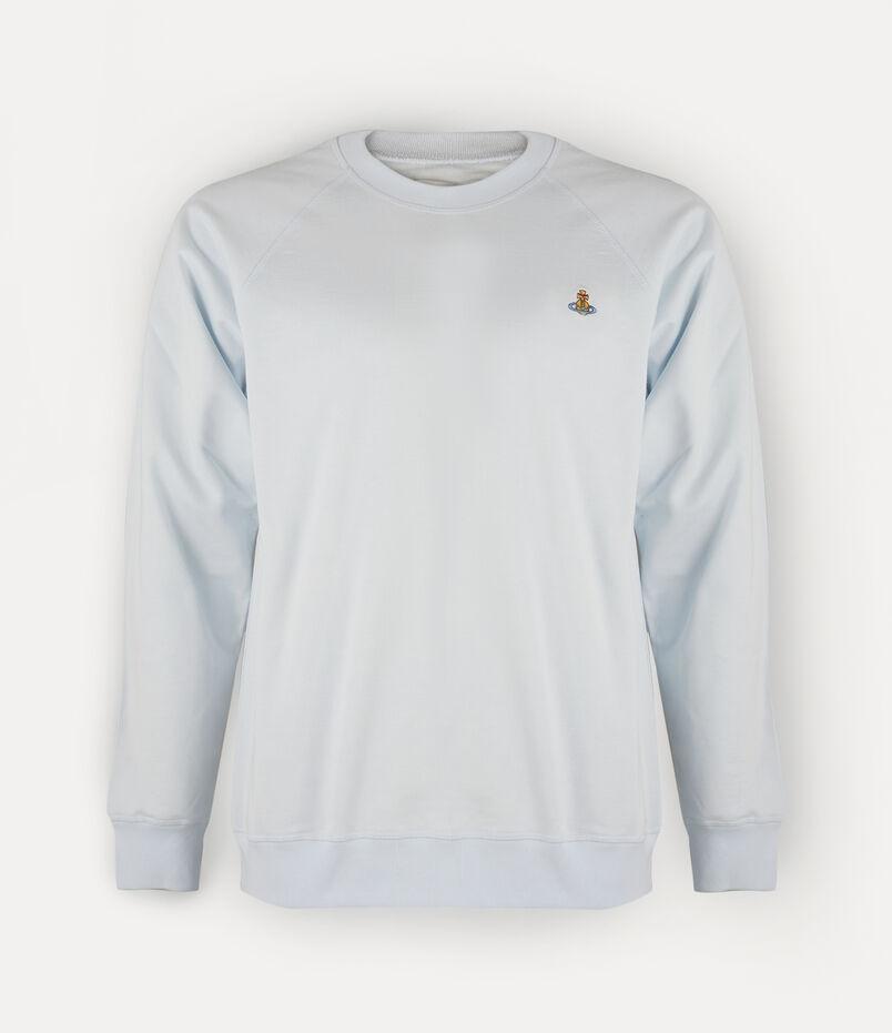 Vivienne Westwood Raglan Sweatshirt Bit Of Blue